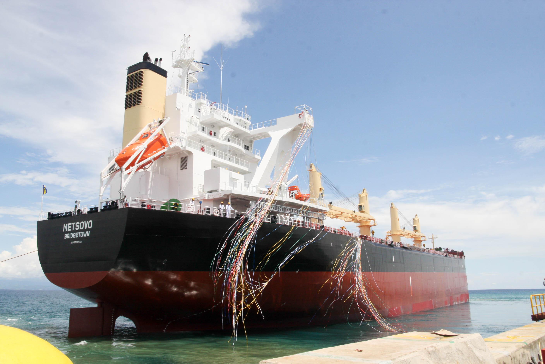 Metsovo Bridgetown Barbados Maritime